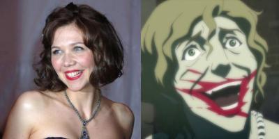 Maggie Gyllenhaal podría interpretar a la versión femenina del Joker en Flashpoint