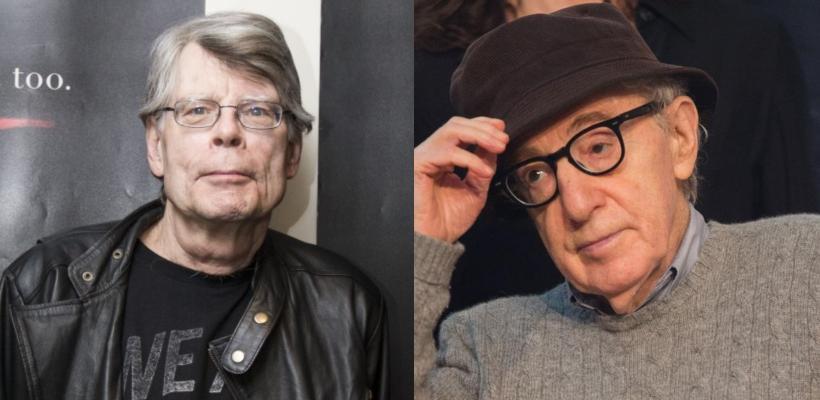 Stephen King critica que publicación de las memorias de Woody Allen sea cancelada por el #MeToo