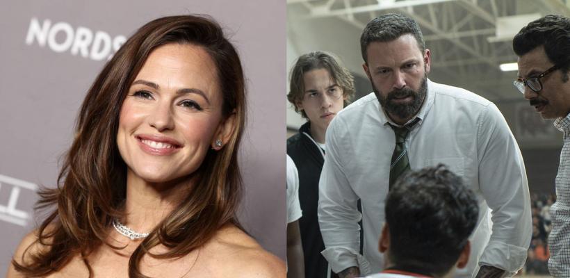 The Way Back: Jennifer Garner salvó la película de Ben Affleck de ser cancelada