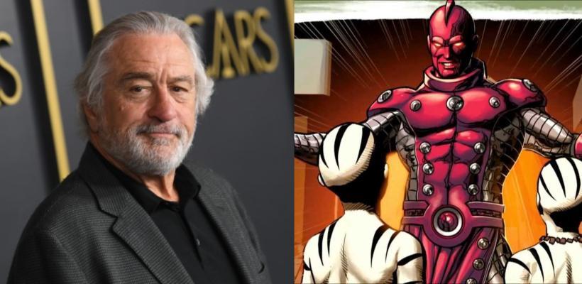 Robert De Niro podría ser High Evolutionary en Guardianes de la Galaxia 3