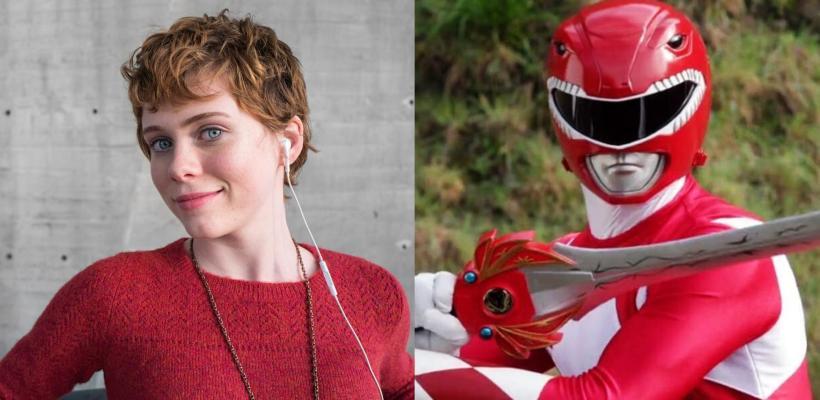Power Rangers: Sophia Lillis podría ser la Red Ranger en el reboot