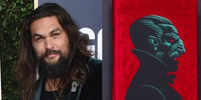 Jason Momoa podría convertirse en Drácula para nueva serie de televisión