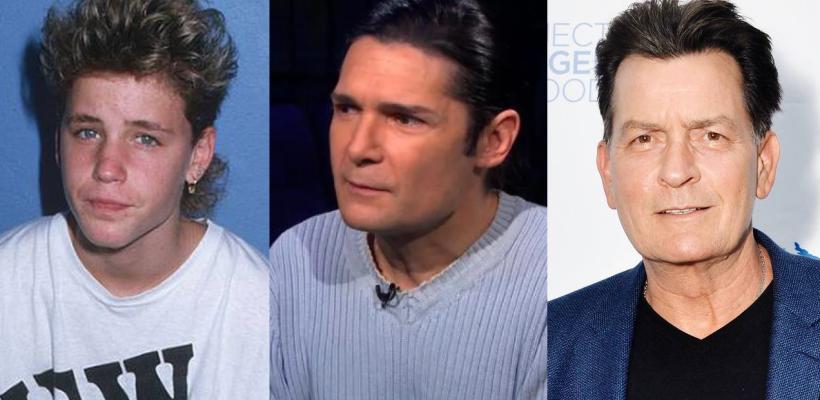 Corey Feldman acusa a Charlie Sheen de abusar sexualmente de Corey Haim
