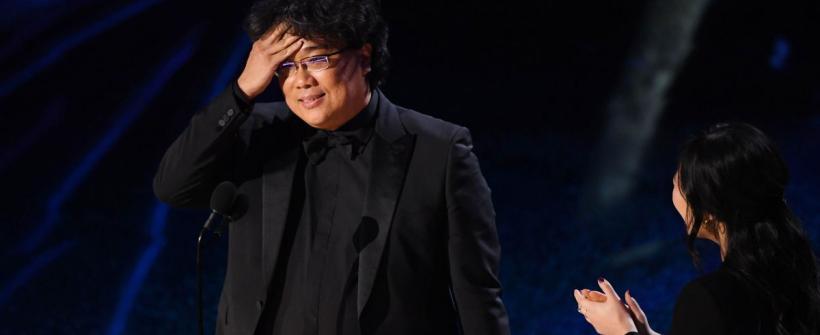 Bong Joon-Ho gana el Óscar a Mejor Director