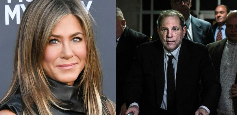 Harvey Weinstein pidió que asesinarán a Jennifer Aniston