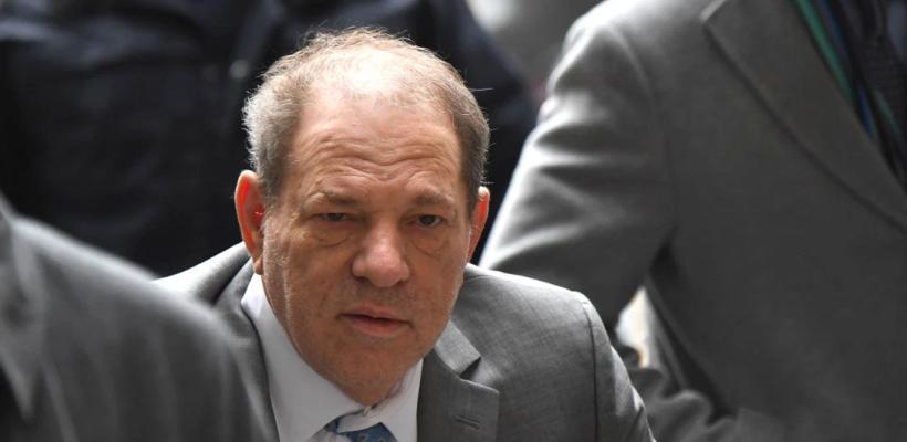 Harvey Weinstein es condenado a 23 años en prisión