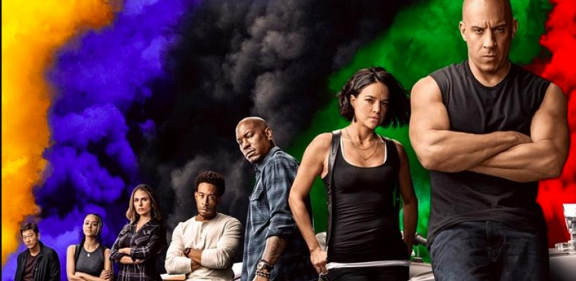 Fast and Furious 9 también se retrasa a causa del coronavirus