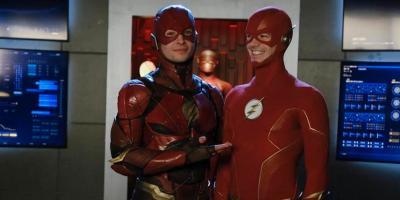 The Flash y otras series suspenden producción a causa del coronavirus
