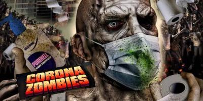 Corona Zombies: la película de terror sobre el coronavirus llegará en unas semanas