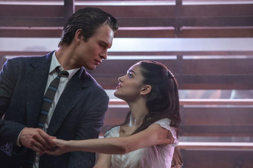 Tony y María, protagonistas del remake de West Side Story dirigido por Steven Spielberg.