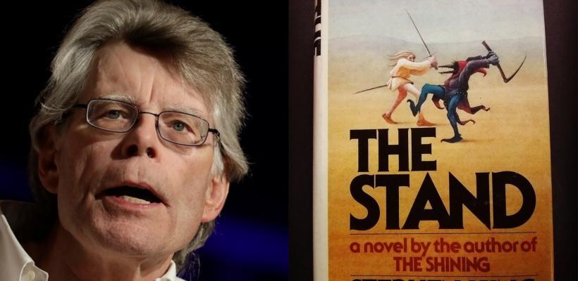Stephen King rechaza las comparaciones entre el coronavirus y el virus de su novela The Stand