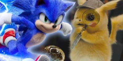 Sonic La Película supera a Detective Pikachu como la adaptación de videojuegos más taquillera