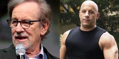Vin Diesel asegura que Steven Spielberg lo admira y quiere que continúe dirigiendo