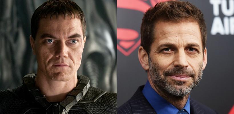 Michael Shannon quiere trabajar con Zack Snyder en la película de Supergirl