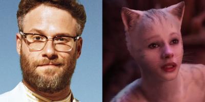 Seth Rogen vio Cats drogado y comparte su reseña