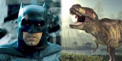Batman es un dinosaurio en nuevo cómic
