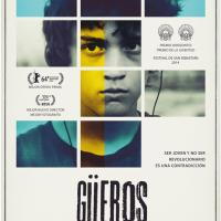 Cartel para España de Güeros
