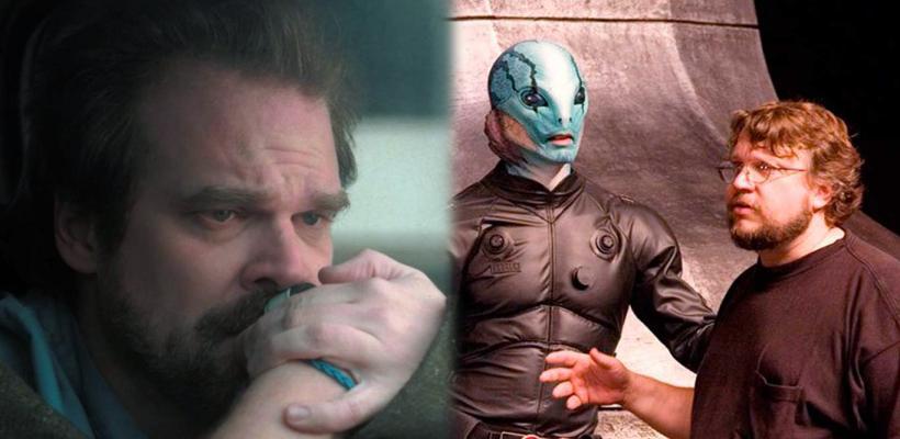 David Harbour responsabiliza a fans de Guillermo del Toro por el fracaso de su Hellboy