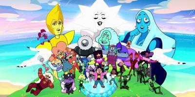 Fans reaccionan al emotivo final de Steven Universe Future