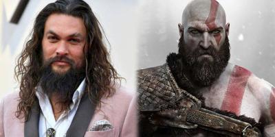 Jason Momoa podría interpretar a Kratos en la película de God of War