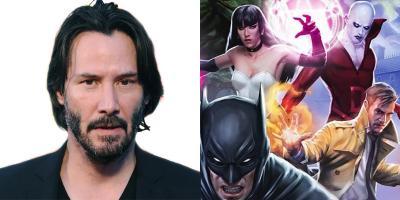 Keanu Reeves podría volver como Constantine para la adaptación de Justice League Dark