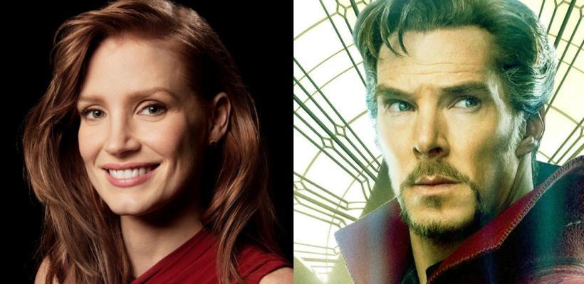 Jessica Chastain rechazó un papel importante en Doctor Strange por esta razón