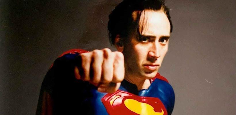 Guionista de Arrowverse se lamenta por insinuar el cameo de Nicolas Cage como Superman