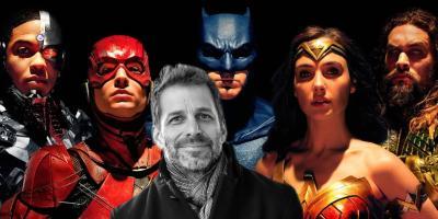 Zack Snyder confirma que tenía 5 películas planeadas para la Liga de la Justicia