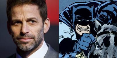 Zack Snyder opina que una película live-action de The Dark Knight Returns todavía es posible