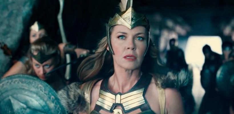 Connie Nielsen revela nuevos detalles sobre el Snyder Cut de Liga de la Justicia