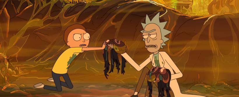 Rick y Morty   Tráiler de la cuarta temporada (segunda parte)