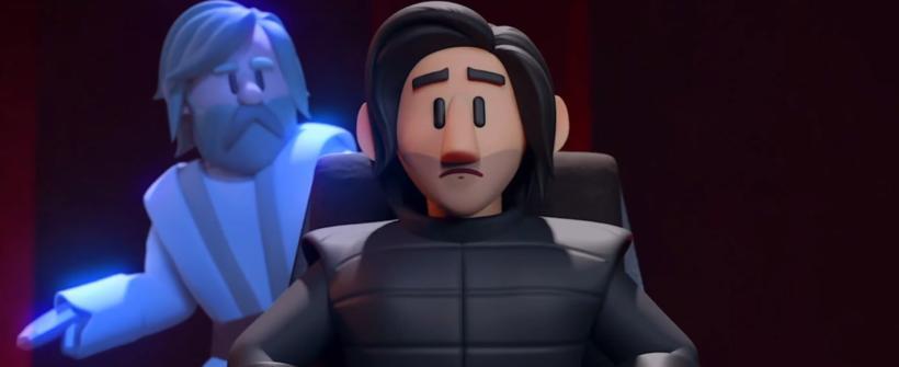 Star Wars: Duel of the Fates | Corto animado
