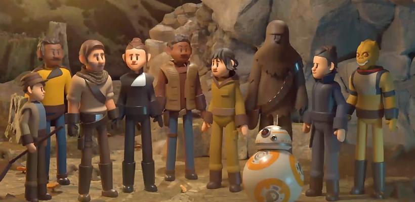 Star Wars: Duel of the Fates | Fanáticos adaptan el guión de Colin Trevorrow en una animación adorable