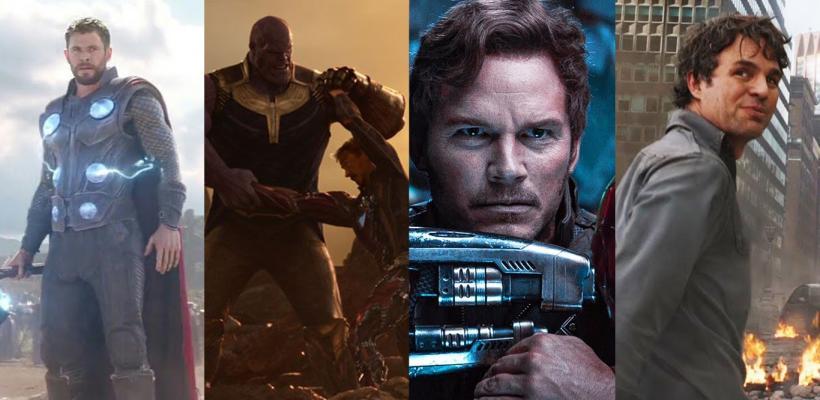 Las escenas de Marvel más reproducidas por los fans