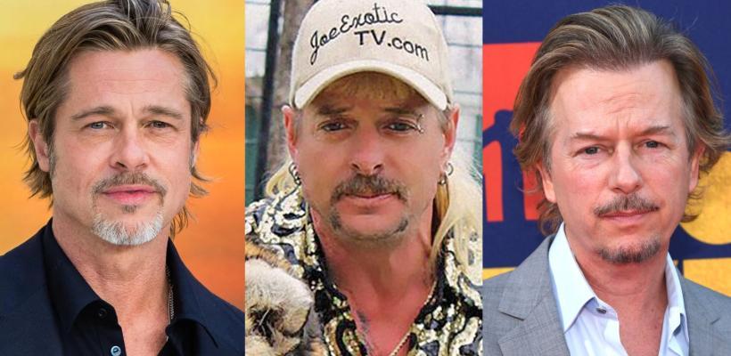 Tiger King: Joe Exotic quiere que Brad Pitt o David Spade lo interpreten en una biopic o bioserie