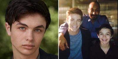 Fallece Logan Williams, actor de The Flash que interpretó a Barry Allen joven