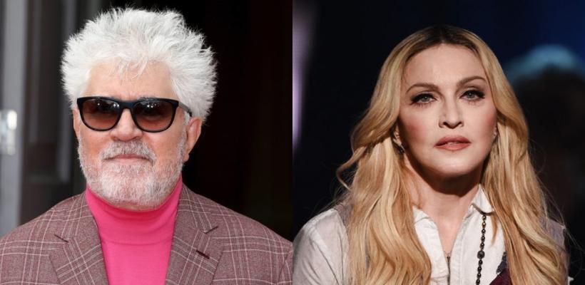 Pedro Almodóvar despotrica contra Madonna: lo humilló durante una fiesta y utilizó su imagen sin permiso