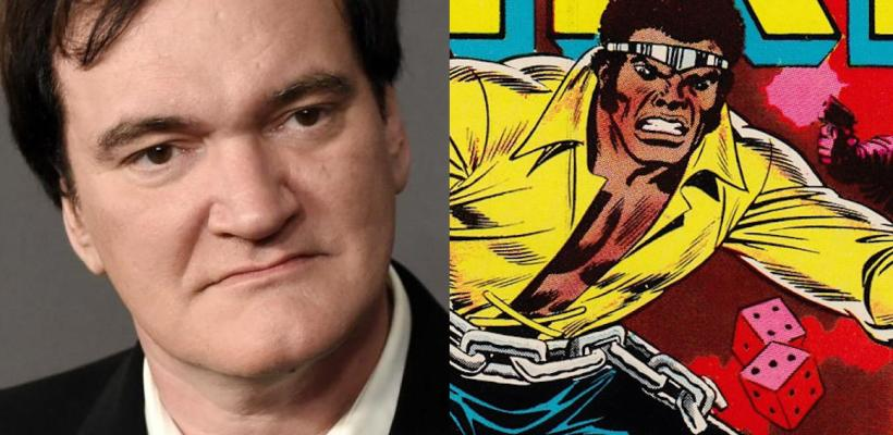 Quentin Tarantino revela que quiso hacer una película de Luke Cage