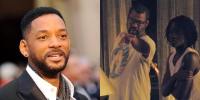 Will Smith podría protagonizar la próxima película de terror de Jordan Peele