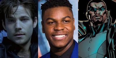 John Boyega podría ser Deacon Frost en el reboot de Blade