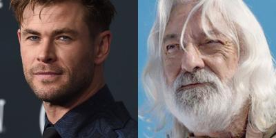 La conmovedora despedida de Chris Hemsworth a Andrew Jack, actor de Star Wars que murió de coronavirus