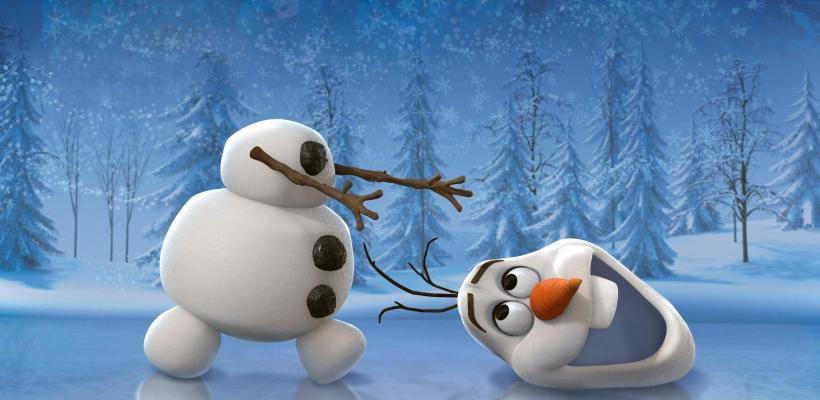 Disney lanza nueva serie animada de Olaf en línea