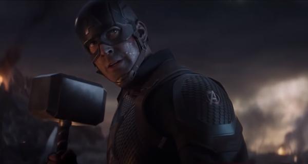Capitán América vs Thanos