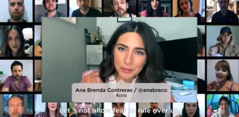Wey, ya: famosos mexicanos cantan para promover la cuarentena
