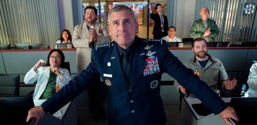 Space Force: Netflix revela primeras imágenes y fecha de estreno, con Steve Carell como protagonista