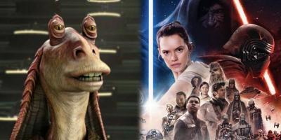 Ahmed Best (Jar Jar Binks) critica las secuelas de Star Wars producidas por Disney