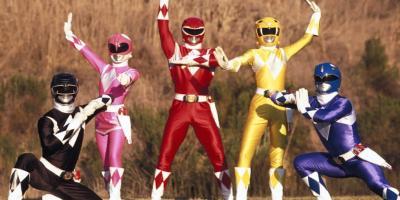 Reboot de los Power Rangers contaría con un Ranger trans