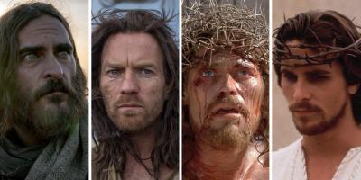 Jesucristo superestrella... y superhéroe: Actores de películas de superhéroes que interpretaron a Jesús