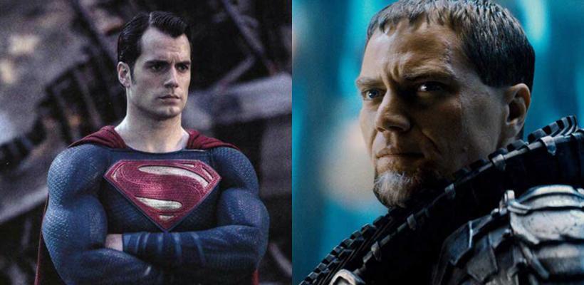 Michael Shannon defiende la versión de Superman de Zack Snyder