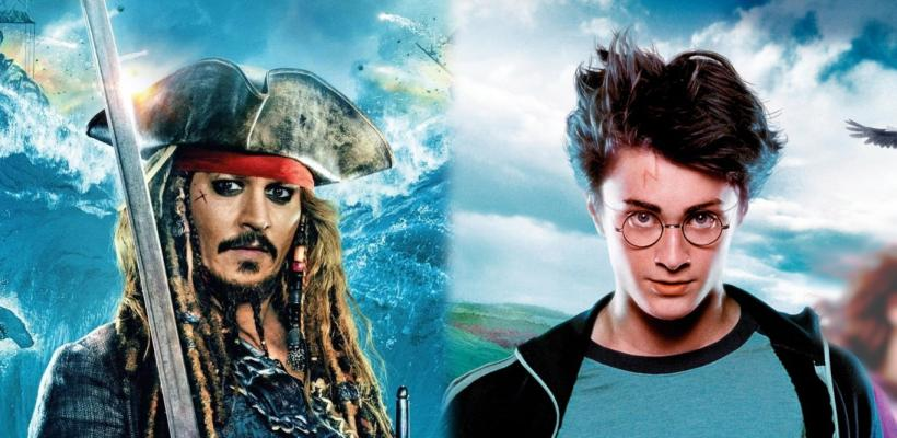 Piratas del Caribe se vuelve tendencia y sus fans dicen que es mejor que Harry Potter